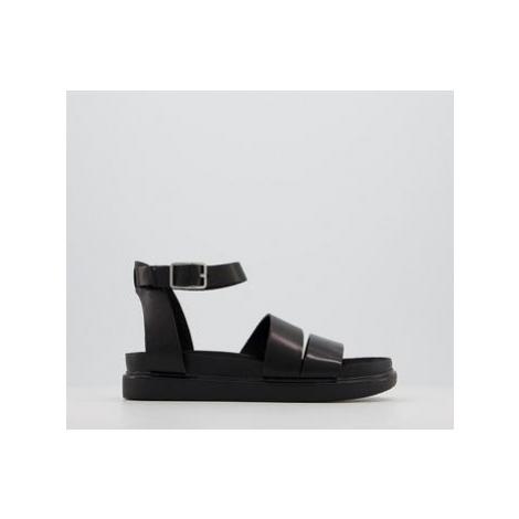 Vagabond Erin Ankle Strap BLACK