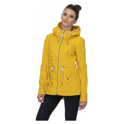 jacket Ragwear Monadis 20 - 6028/Yellow - women´s