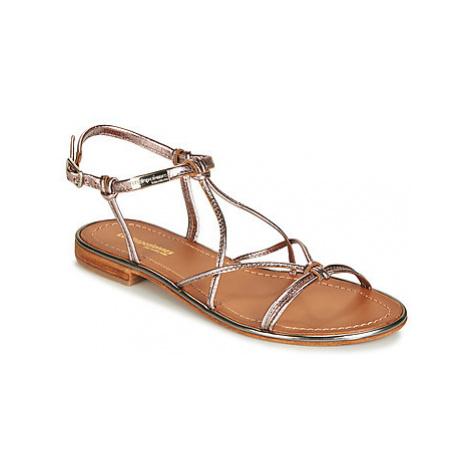 Les Tropéziennes par M Belarbi HERON women's Sandals in Silver