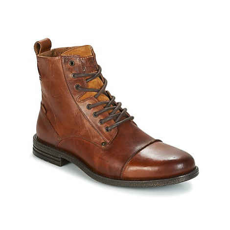 Levis EMERSON men's Mid Boots in Brown Levi´s