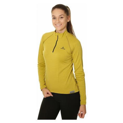 sweatshirt Lasting Laura - 6469/Mustard - women´s