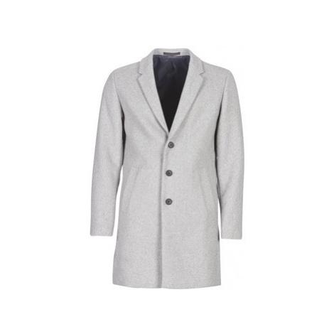 Jack Jones JPRMOULDER men's Coat in Grey Jack & Jones