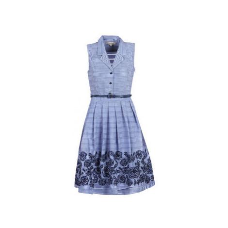 Derhy ENCRE women's Dress in Blue