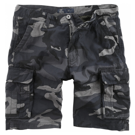 Vintage Industries - Rowing Short - Shorts - dark camo