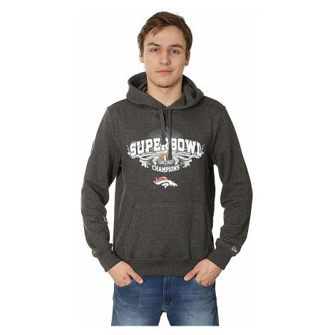 sweatshirt New Era Superbowl Champs - HGP/Heather Graphite
