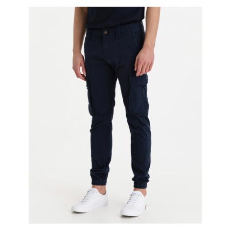 Jack & Jones Paul Flake Akm Cargo Trousers Blue