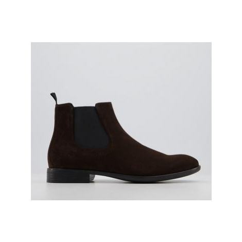 Vagabond Harvey Chelsea CHOCOLATE SUEDE