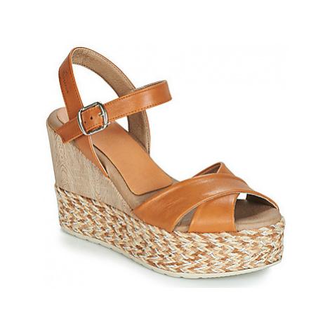Dorking 7753 women's Sandals in Brown