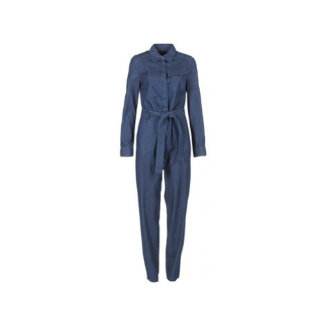 G-Star Raw TACOMA JUMPSUIT women's Jumpsuit in Blue