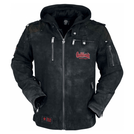 Gas Monkey Garage - Gas Monkey Garage Logo - Winter jacket - black