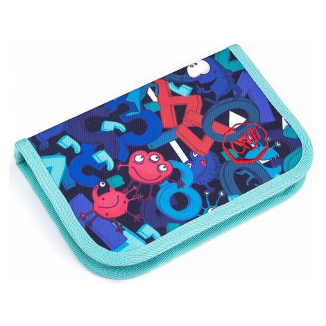 pencil case Topgal PENN 18003 - B/Blue