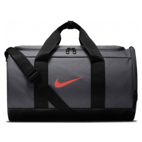 Nike TEAM dark gray - Women's sports bag