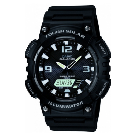 Mens Casio Sports Alarm Chronograph Watch AQ-S810W-1AVEF