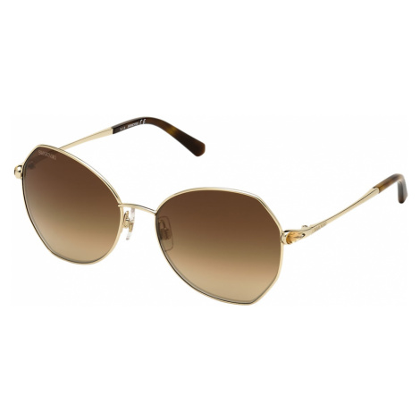 Swarovski Sunglasses, SK266 - 32G, Brown