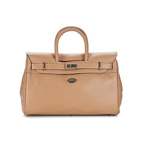 Mac Douglas BUFFLE NICKEL PYLA S women's Handbags in Brown