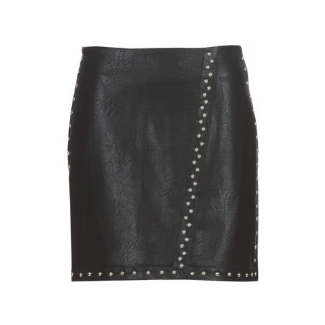 Morgan JAIKA women's Skirt in Black