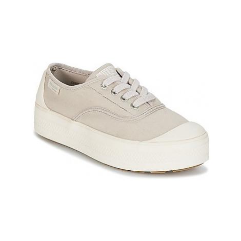 Palladium S_U_B LOW CVS women's Shoes (Trainers) in Grey
