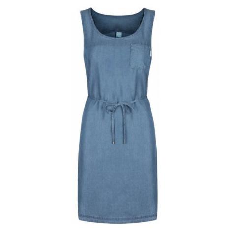 Loap NYXI blue - Women's dress