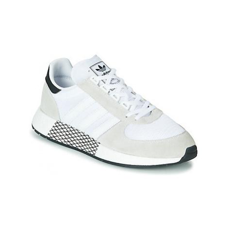 Adidas MARATHON TECH women's Shoes (Trainers) in White