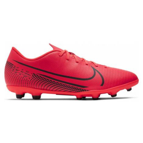 Nike MERCURIAL VAPOR 13 CLUB FG/MG red - Men's football shoes