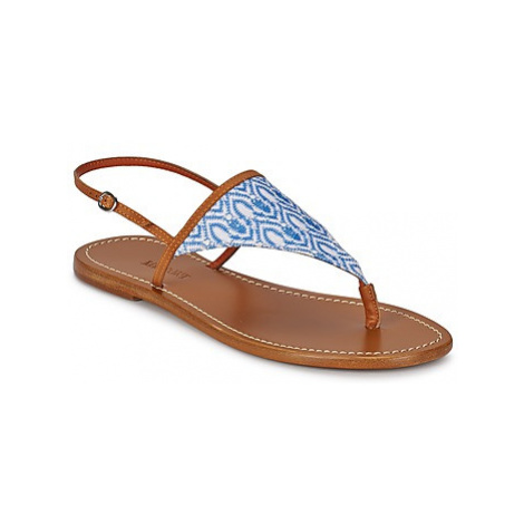 Missoni XM032 women's Sandals in Brown