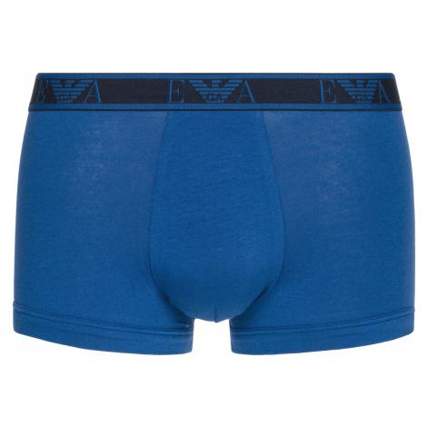 Emporio Armani Boxers 3 Piece Blue White