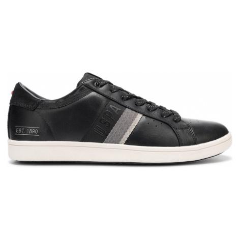 U.S. Polo Assn Icon1 Club Sneakers Black