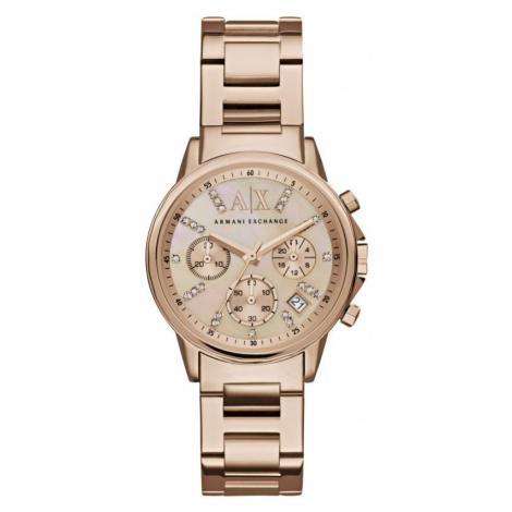 Ladies Armani Exchange Chronograph Watch