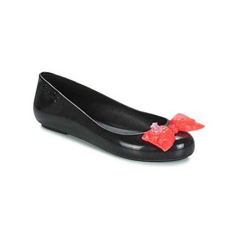 Melissa SPACE LOVE + JEREMY SCOTT women's Shoes (Pumps / Ballerinas) in Black