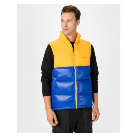 adidas Originals Vest Blue Yellow