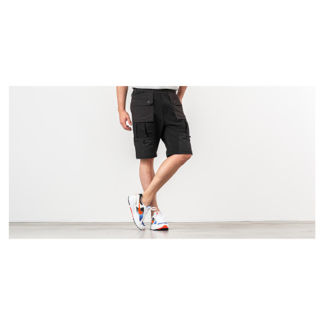 White Mountaineering Contrasted Easy Short Pants Black