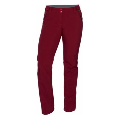 Northfinder SIMETRIA pink - Women's softshell trousers
