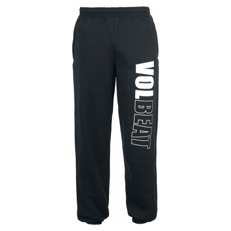 Volbeat - Logo - Tracksuit Trousers - black