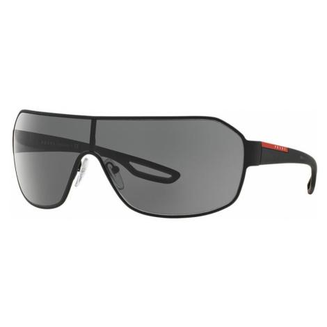 Prada Linea Rossa Man PS 52QS - Frame color: Black, Lens color: Grey-Black, Size 01-37/130
