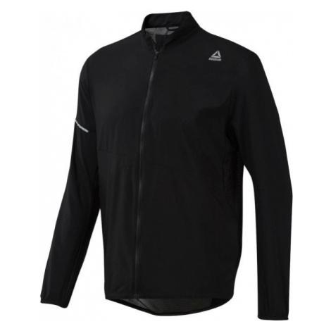 Reebok RE WOVEN JKT black - Men's jacket