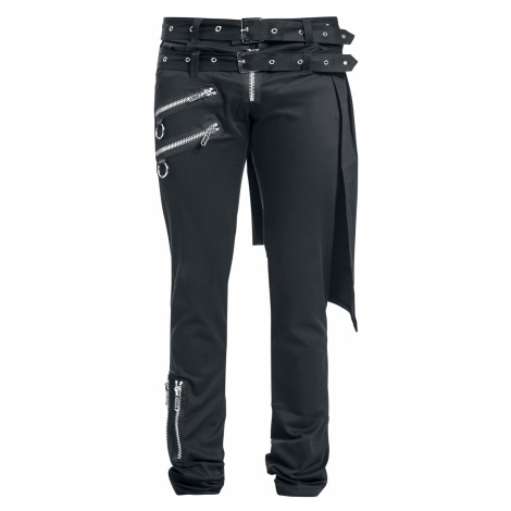 Vixxsin - Graves Pant Slim Fit - Pants - black