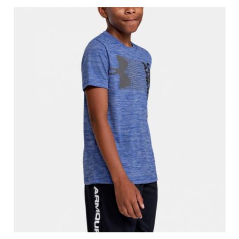Boys' UA Crossfade T-Shirt Under Armour