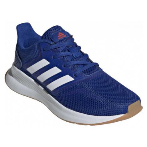 adidas RUNFALCON K blue - Women's running shoes