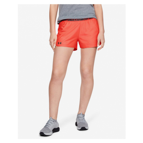 Under Armour Play Up 2.0 Shorts Red
