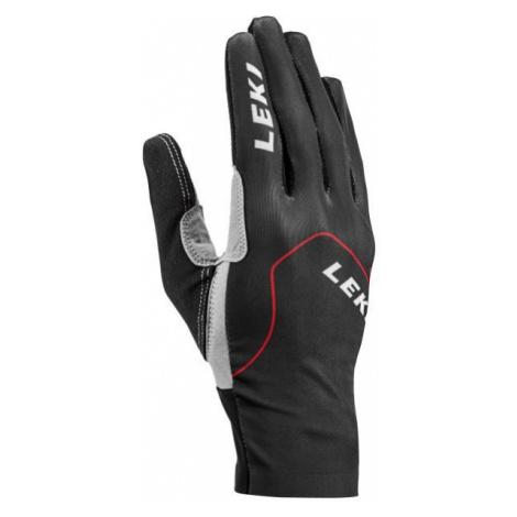 Leki NORDIC SKIN black - Running gloves