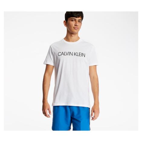 Calvin Klein Crew Tee Classic White