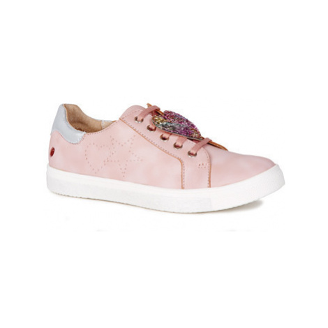 GBB MUTA girls's Children's Shoes (Trainers) in Pink