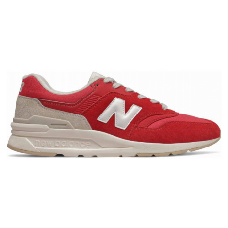 New Balance CM997HBS red - Men's leisure shoes