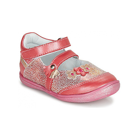 GBB PIA girls's Children's Shoes (Pumps / Ballerinas) in Red