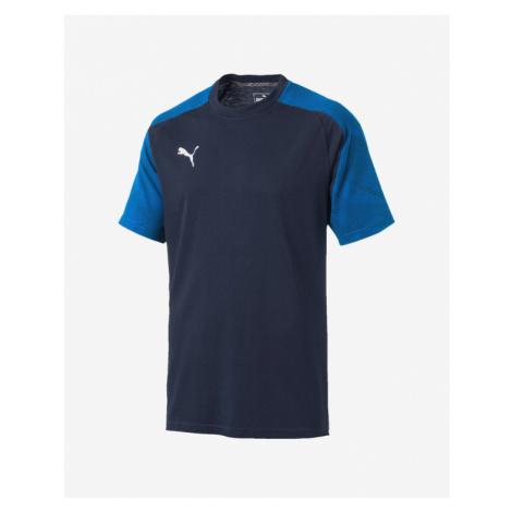 Puma Cup Sideline T-shirt Blue