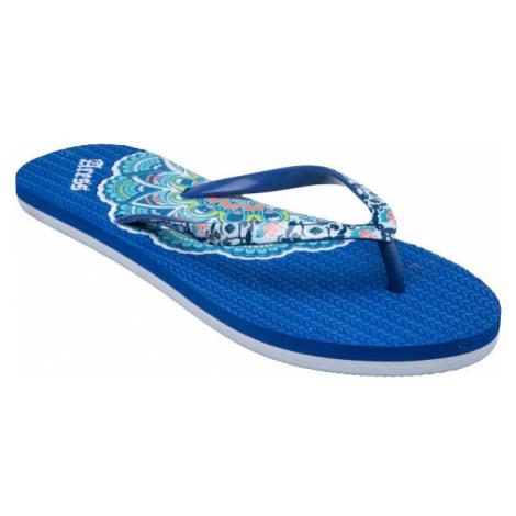Aress ZEMIRA blue - Women's flip-flops