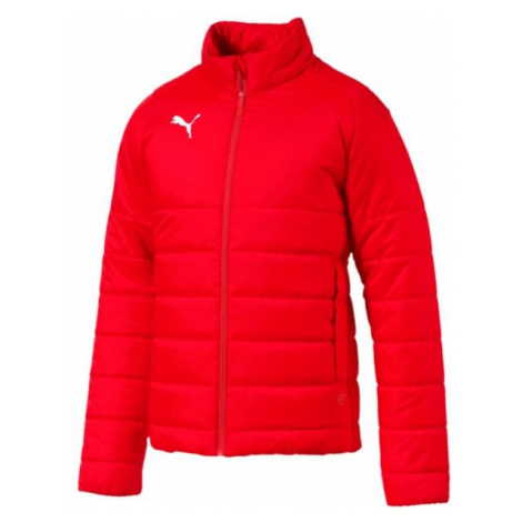 Red men's winter jackets
