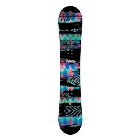 TRANS LTD GIRL FLATROCKER - Women's snowboard