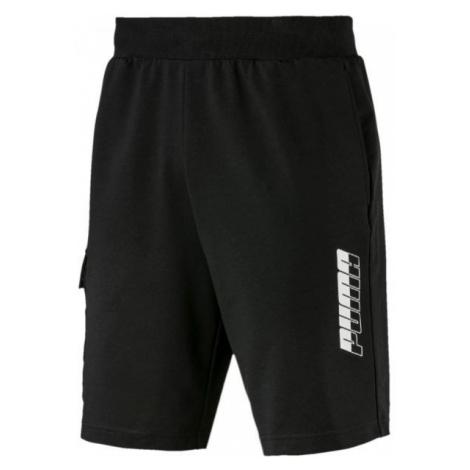 Puma REBEL SHORTS 9 TR black - Men's shorts