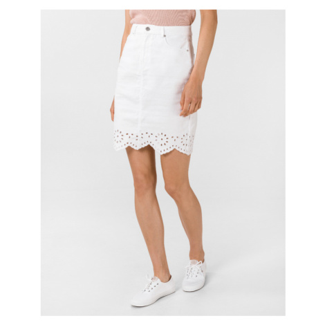 Vero Moda Lisa Skirt White